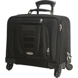 Samsonite 10392 Spinner Mobile Office Wheeled Briefcase