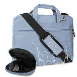 13 - 15.6inch Laptop Shoulder Messenger Bag Case Sleeve for
