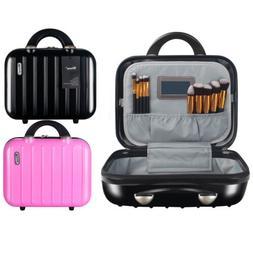 """14""""Carrying Case Suitecase Briefcase handbag Makeup Case Tra"""