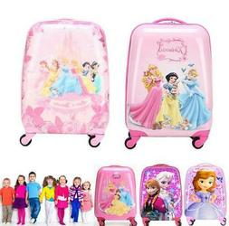 """16""""20""""18"""" carry-on Suitcase with wheels  kids Spinner  lugga"""