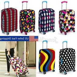 18-20'' Elastic Luggage Suitcase Cover Protective Bag Dustpr