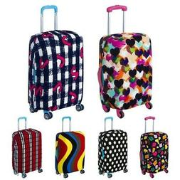 18-29'' Travel Luggage Suitcase Cover Protector Elastic Scra