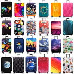 """18"""" - 32"""" Protective Luggage Suitcase Dust Cover Protector E"""