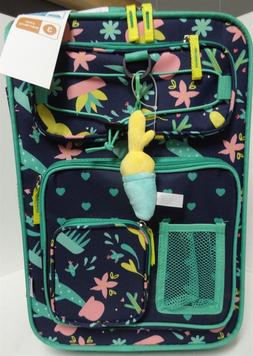 "Crckt 18"" Kids Carry On Suitcase - Cactus"