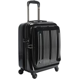 """18"""" Suitcase Luggage Rolling Carry-On with Wheel Spinners Tr"""