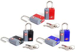 2 - Swissgear TSA Approved Travel Sentry Luggage Mini Locks