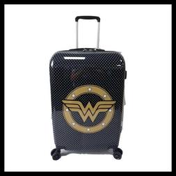 "20""/24""/28"" DC hero Wonder Woman PC Suitcase baggage Spinner"