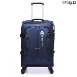 KLQDZMS 20/24/28Inch men business rolling <font><b>luggage</