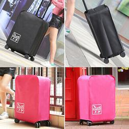 Travel Luggage Cover Protector Elastic Suitcase Bag Dust-pro