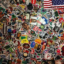 200 Skateboard Stickers bomb Vinyl Laptop Luggage Decals Dop