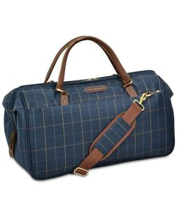 """$200 NEW LONDON FOG BRENTWOOD 20"""" CARRY ON DUFFLE BAG TRAVEL"""