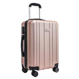CarryOne 20in Carry on Luggage Suitcase, Built-in TSA Lock,