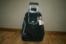 """High Sierra 21"""" Powerglide Laptop Backpack Rolling Trolley L"""