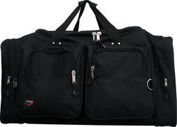 """22""""/25""""/30"""" Heavy Duty Polyester Duffle Bag /Gym / Sports /"""