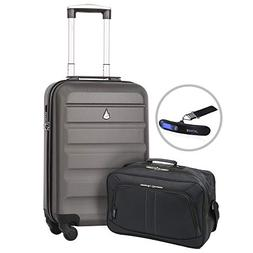 Aerolite 22x14x9 Luggage Carry On Suitcase Away Travel Spinn