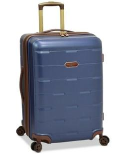 "$240 New London Fog Brentwood 24"" Hardside Spinner Suitcase"