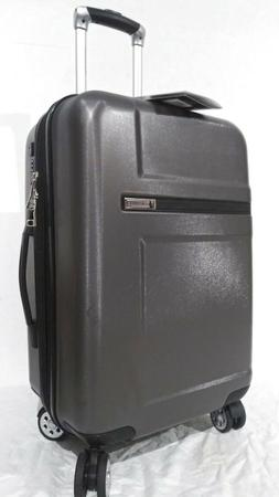 "$240 London Fog Southbury 21"" Hardcase Carry On Expandable L"