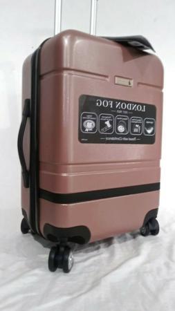 """$240 London Fog Southbury II 21"""" Hard Carry On Expandable Lu"""