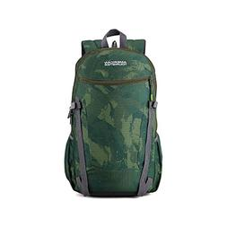 American Tourister 27.5 Ltrs Cam Olive Casual Backpack