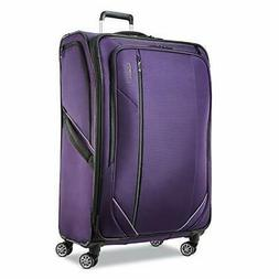 "American Tourister - 28"" Expandable Spinner Suitcase - Purpl"