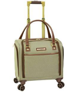 "$280 London Fog Oxford II Softside 15"" Under-Seater Bag Lugg"