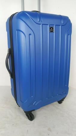 $320 NEW TAG Laser 24'' Hard Case Spinner Wheels Luggage Tra