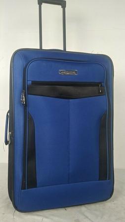 "$340 NEW Travel Select Segovia 25"" Luggage Rolling Wheels Su"