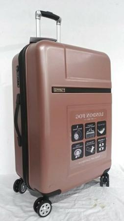 """$340 London Fog Southbury 25"""" Hard Expandable Spinner Luggag"""