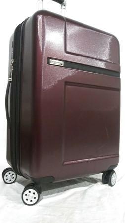 """$340 London Fog Southbury 25"""" Hardcase Expandable Spinner Lu"""
