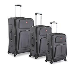 SwissGear® 360 Multi-Directional Spinner Luggage Collect