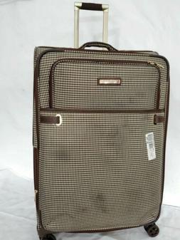 """$380 London Fog Oxford II 29"""" Softside Check-In Spinner Larg"""