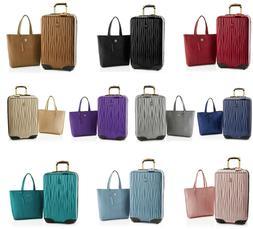 $382 JOY Metallic Set E*Lite Travel Medium Hardside Luggage