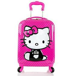Hello Kitty 3D Spinner Luggage Case by Hello Kitty - 18 inch
