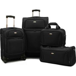 Samsonite 4 Piece Lightweight Luggage Set