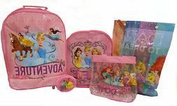 Disney Princess 5-Piece Luggage Set