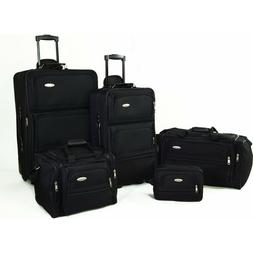Samsonite 5 Piece Nested Luggage Suitcase Set - 25 Inch, 20