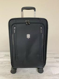 "$800 Victorinox Swiss VX Avenue 22"" Frequent Flyer Carry-On"