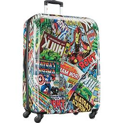 American Tourister Kids' Marvel Comics Hardside Spinner 28,
