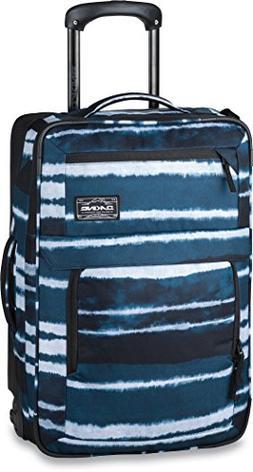 Dakine Carry on Roller Luggage Bag, 40l, Resin Stripe