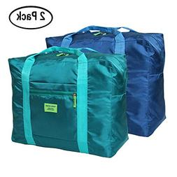 Foldable Travel Duffel Bag 20'' Lightweight Waterproof Trave