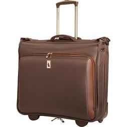 "London Fog Unisex  Kensington 44"" Wheeled Garment Bag Bronze"