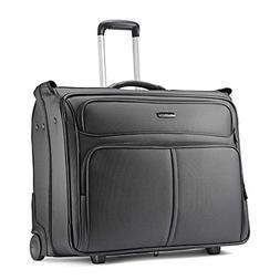 OpenBox, Samsonite Leverage LTE Wheeled Garment Bag, Charcoa