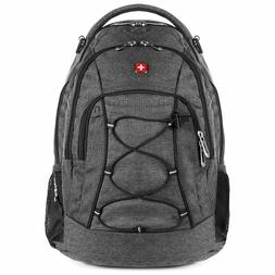 SwissGear Travel Gear Lightweight Bungee Backpack