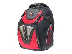 Wenger Computer Backpack - Red