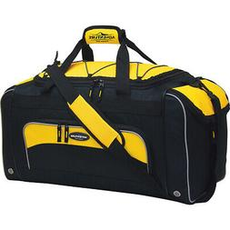 "Travelers Club Luggage Adventure 24"" Duffel 3 Colors Travel"