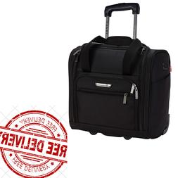 Airline Under Plane Seat Luggage Travel Bag Wheeled Durable