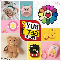 AirPods Case Silicone Protective Cover Cute 3D Cartoon For A