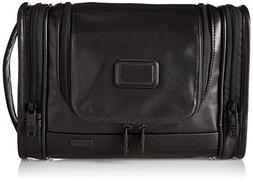 TUMI Alpha 2 Hanging Leather Travel Kit-Luggage Accessories