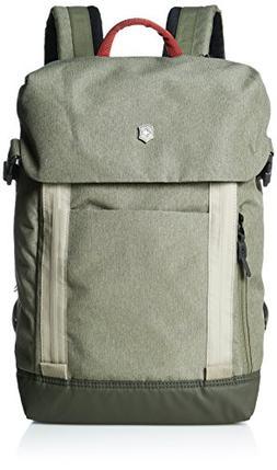 Victorinox Altmont Classic Deluxe Flapover Laptop Backpack,