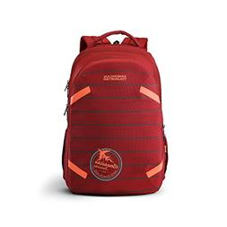 American Tourister Alto 31.5 Ltrs Red Casual Backpack  00 00